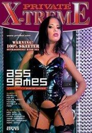 Ass Games Erotik Film izle