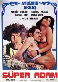Süper Adam 1979 Aydemir Akbaş Filmi İzle izle