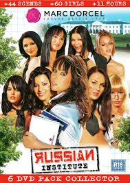 Russian Institute Lesson 10 izle DVD Rus Erotik Filmi izle